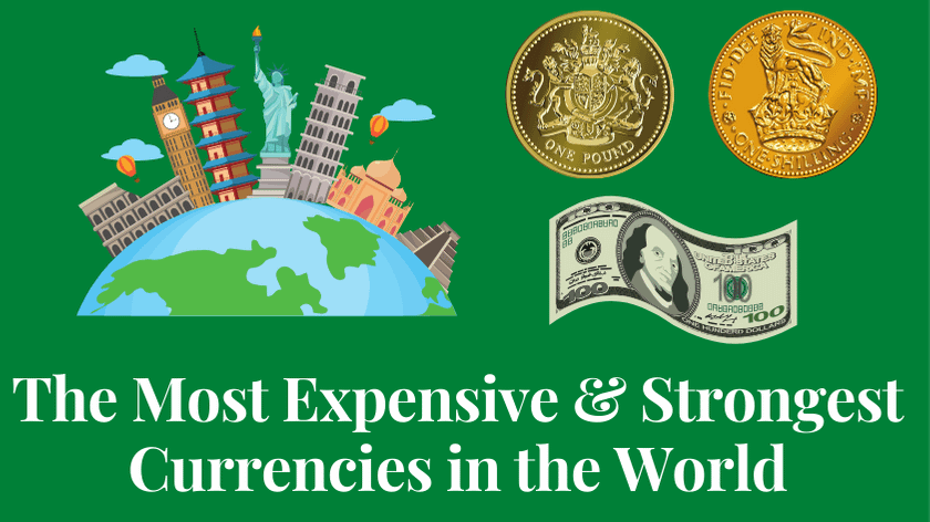 Most Expensive Currencies in the World