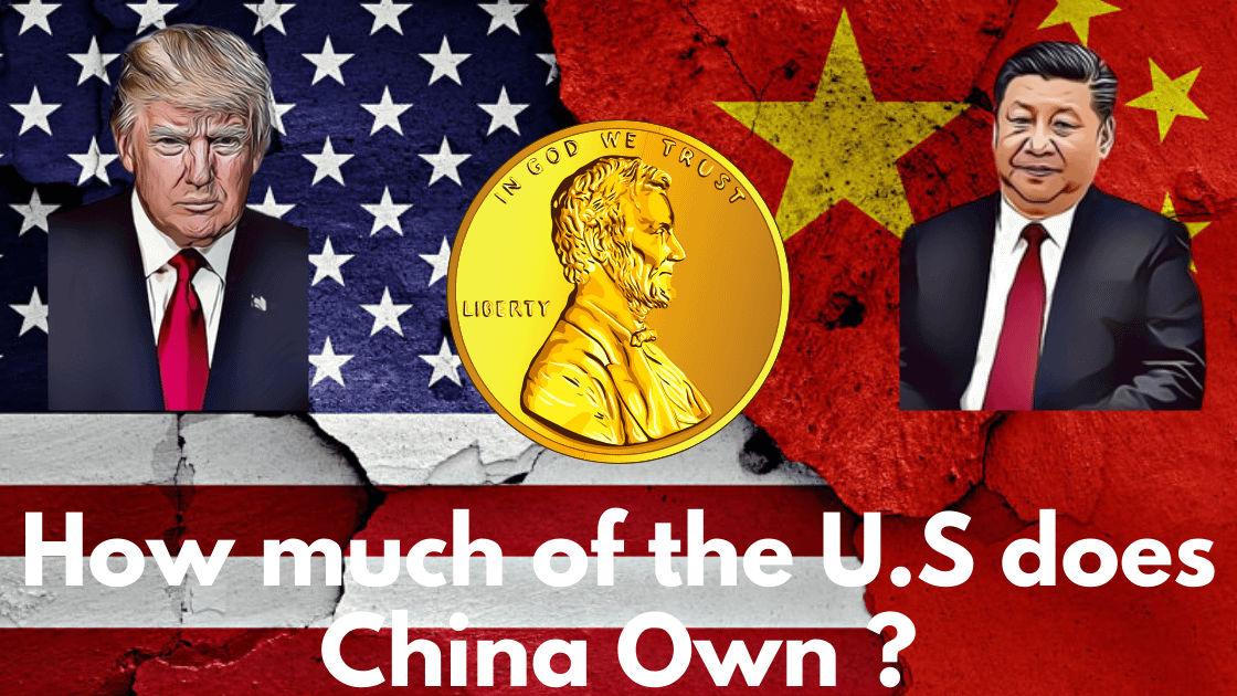 How much of the U.S Does China Own